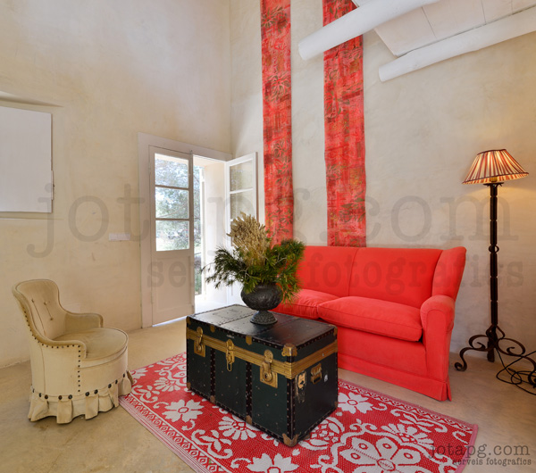 Fotografia de interiorismo y arquitectura para real estate en formentera e ibiza