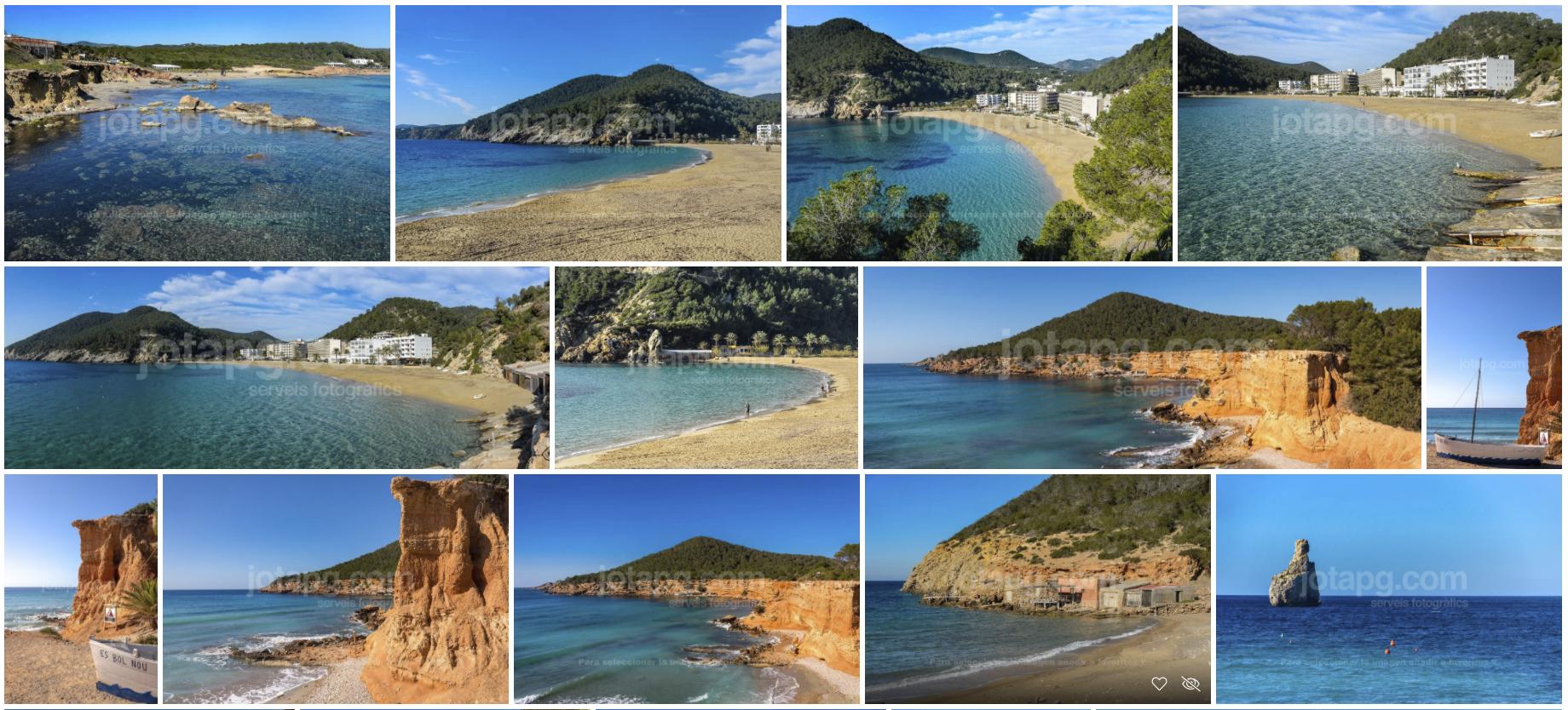 Banco de Imágenes de Ibiza